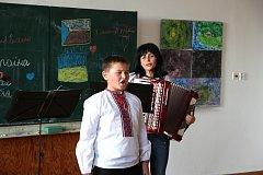 Děti z Ukrajiny poznávaly Malou Hanou