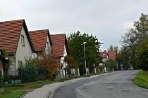 Opravy v Morašicích.