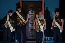 Návštěvníci Tylova domu zažili ve středu večer fantastickou hudební show. Vokální kvartet 4TET se svým nezapomenutelným programem splnil všechna očekávání.