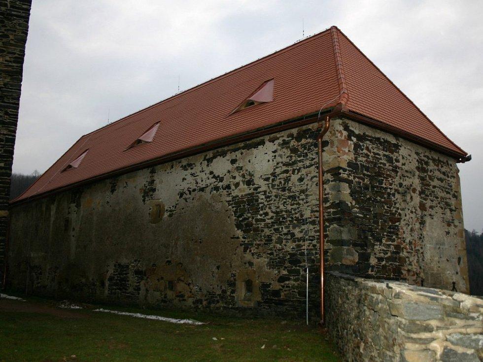 Dům zbrojnošů ve Svojanově.