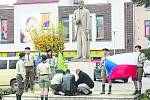 Výročí 28.října oslaví v letošním roce v Litomyšli nebo Jevíčku. V prvním z nich se sjedou historické vozy před památníkem obětem válek, ve druhém zavzpomínají u pomníku T. G. Masaryka