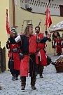 Královské slavnosti na Svojanově
