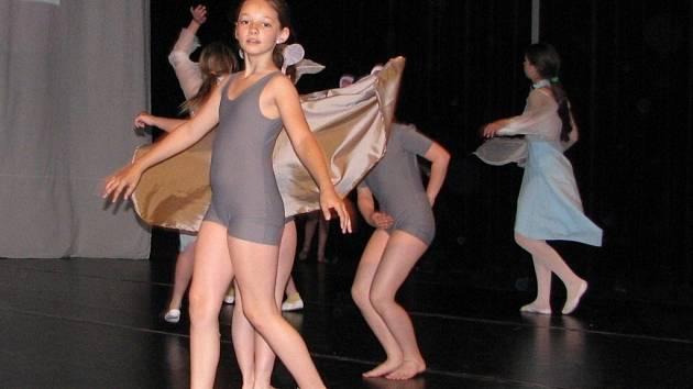 Tanec patří také na poličský Martinů fest. V Poličce vystoupí sbor Základní umělecké školy Bystré. Ilustrační foto.