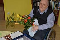 Otmar Cvrkal si ocenění zasloužil za dlouhodobou činnost ve prospěch osob se zdravotním postižením.