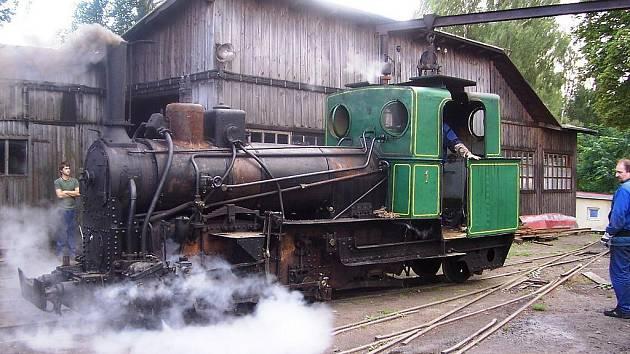 V květnu  opět vyjedou z Průmyslového muzea v Mladějově výletní vlaky.