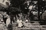 Na obnovu sochy Plačící Anny lidé dali přes 95 tisíc.