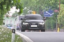 Strážníci naměřili ženě vysokou rychlost směrem na Poličku.