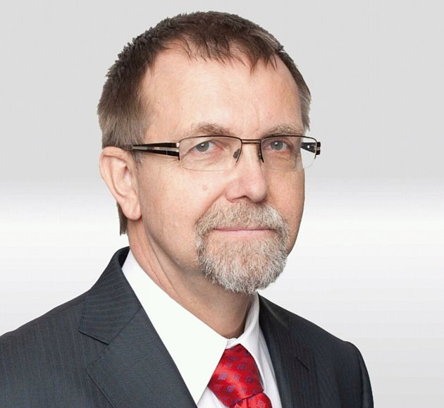 Senátor Radko Martínek.