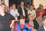 Na zastupitelstvu v Moravské Třebové to ve středu vřelo jako v kotli, nájemníci přišli komunálním politikům vyjádřit nesouhlas s prodejem městských bytů