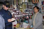 Cizinecká policie v rámci akce Pobyt kontrolovala nejen Vietnamce
