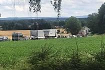 Svitavy zažívají kvůli opravám silnic každodenní dopravní kolaps