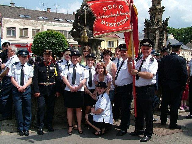 Polička výročí 130 SDH.