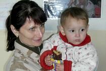 JANA MAŠKOVÁ, poručice a zdravotní sestra z Poličky,  slouží v afghánské  polní nemocnici.