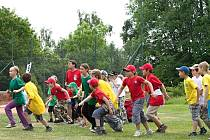 Dětský den Mikroregionu Litomyšlsko - Desinka