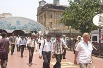 Snímky z Mumbai