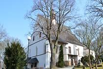 Na rozsáhlejší rekonstrukci čeká v Moravské Třebové i kostel Nalezení svatého Kříže. Peníze však prozatím chybí.