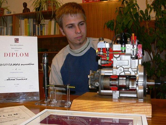 Rostislav Dlouhý získal celosvětový certifikát.