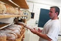Na chléb se bude špatně vydělávat. Pečivo bude na konci roku už tak drahé, že Východočeši nejspíš začnou jíst vepřové řízky samotné.