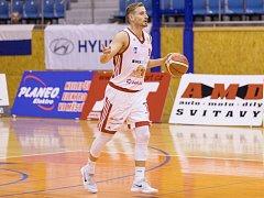 Basketbalista Roman Marko.