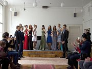 Charity Day na litomyšlském gymnáziu nabídl návštěvníkům celodenní program, mnoho překvapení a zajímavých věcí.