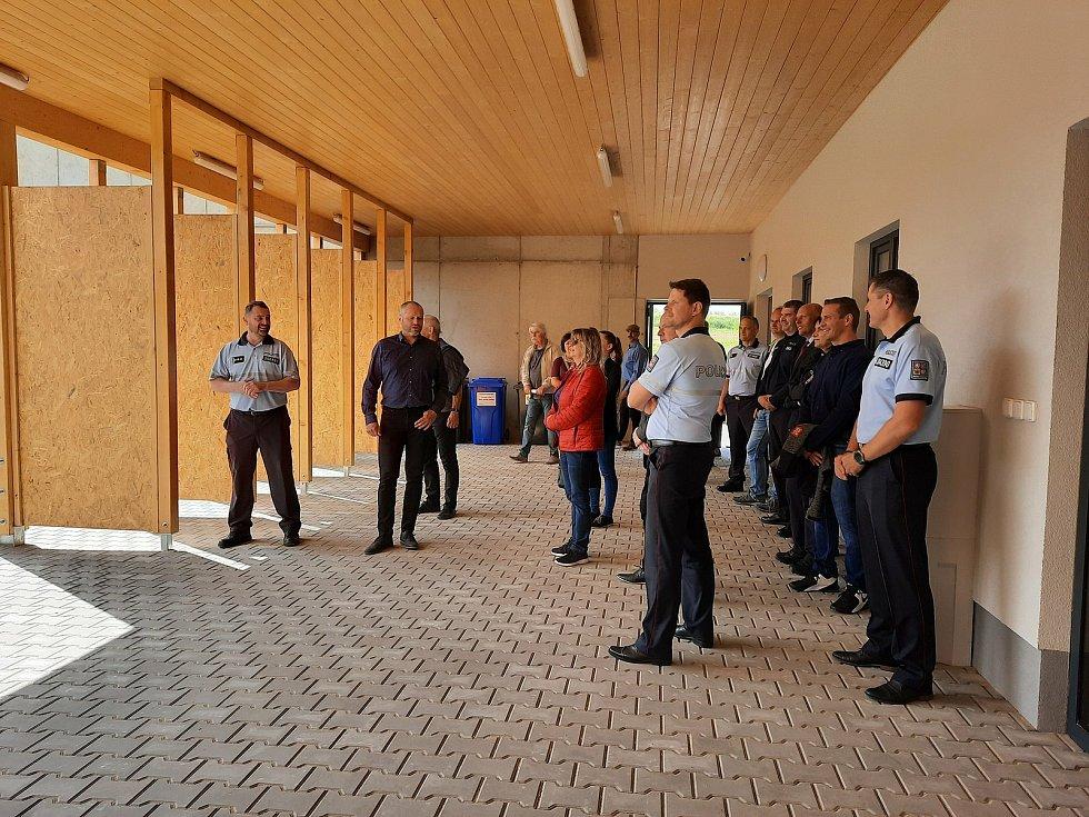 Policie ve Svitavách má novou střelnici.