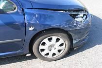Nehoda v Litomyšli