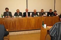 Konference sociálních demokratů ve Svitavách