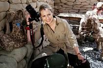 Novinářka a fotografka Lenka Klicperová.