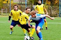 Z utkání Svitavy B vs. Lanškroun (1:3).