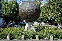 Památník Zeměkoule byl odhalen před 100 lety.