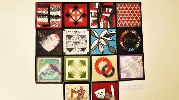 Přátelský quilt.