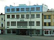 První bydliště Šmilkovského v Litomyšli - dům č. p. 139.