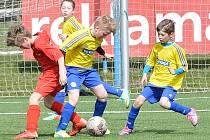Brankovou nadílku nachystali svitavští žáci soupeřům z Chocně. Ve dvou zápasech nasázeli celkem šestnáct gólů.