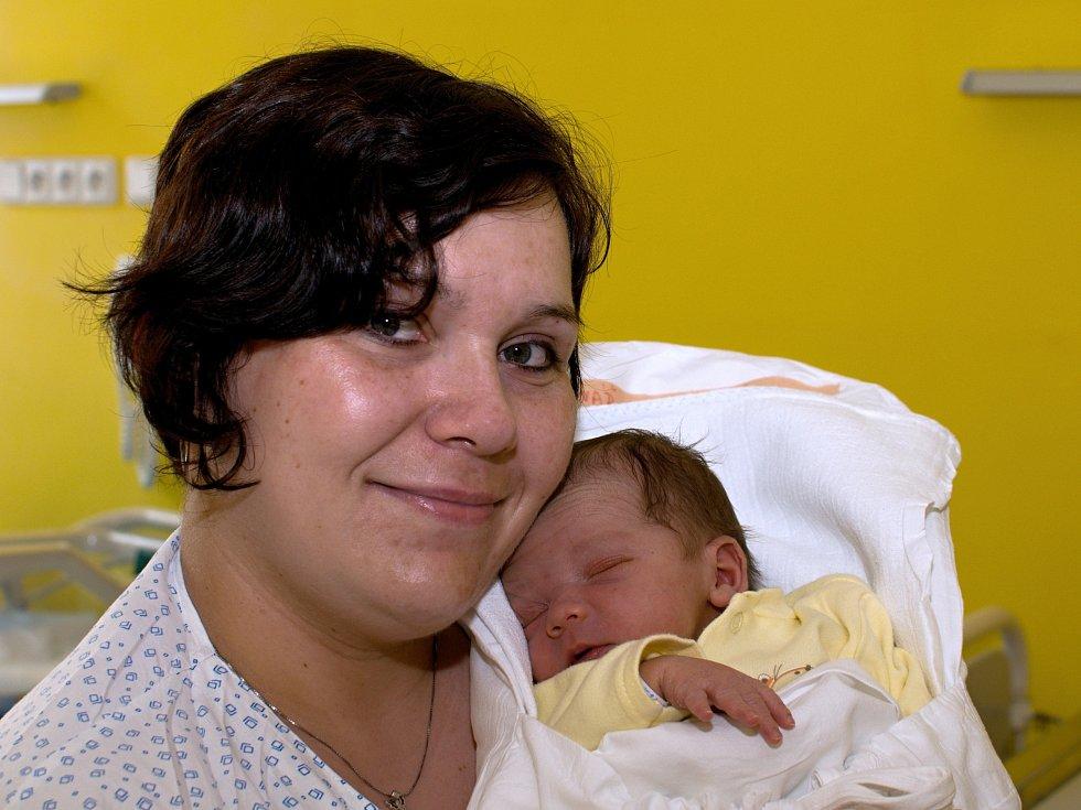 SEBASTIAN KOVÁŘ. Narodil se 10. března Lence Svobodové a  Martinu  Kovářovi z Poličky. Měřil 48 centimetrů a vážil 3,2 kilogramu. Má brášku Štěpána.