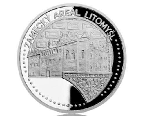 Pamětní mince zLitomyšli