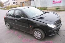 Na křižovatce ulic P. Jilemnického a Střítežská v Poličce se v pondělí po třinácté hodině srazily dva automobily.