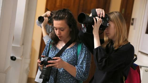 Zahájení Fotofestivalu Rudolfa Zukala v Moravské Třebové.