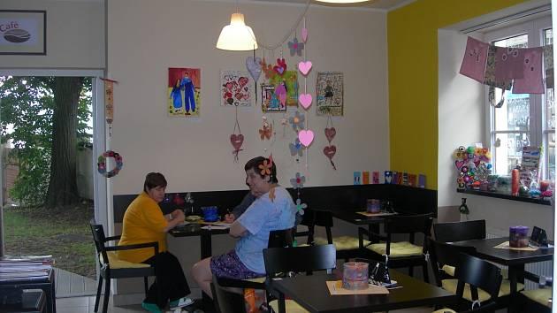 Kavárna Café Rozcestí.
