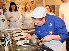 Mladí kuchaři z Poličky zářili v Brně