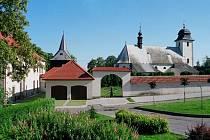 Obec Dolní Újezd