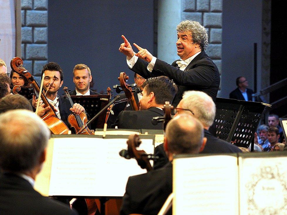 Zahajovací koncert 59. ročníku Smetanovy Litomyšle.