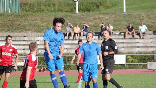 Málem zůstali bez bodu, ale nakonec litomyšlští fotbalisté dva doslova vyčarovali.