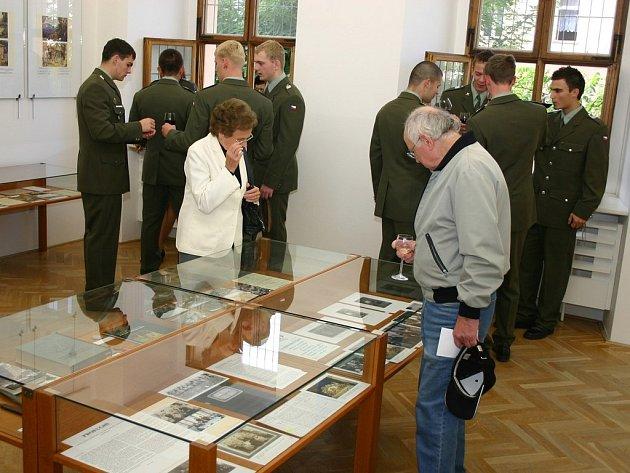 Výstava se v Moravské Třebová koná již podruhé.