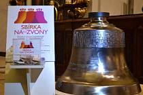 Veřejná sbírka na zvony v Litomyšli