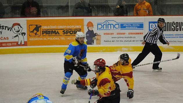 Polička porazila doma rivala z České Třebové.