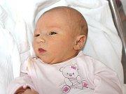 JOSEF ŠVEC. Narodil se 19. září v 15.15 hodin. Vážil tři kilogramy a měřil 49 centimetrů. S rodiči Ludmilou a Josefem a sedmiletou sestrou Annou a  tříletou Kristýnou bydlí v Ostrém Kameni.