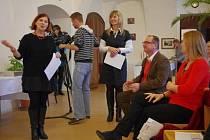 RODINA A PRÁCE to je téma, které prodiskutovali účastníci středeční konference v Moravské Třebové.