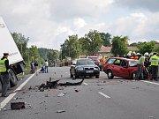 Tragickou nehodu vyšetřují od úterního večera kriminalisté ve Svitavách.