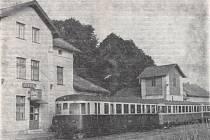 Historickou výtopnu na vlakovém nádraží v Litomyšli se podařilo zachránit.