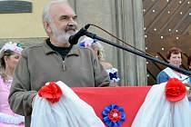 Zdeněk Svěrák navštívil Gastroslavnosti v Litomyšli.
